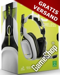 Astro Gaming A50 Wireless Dolby 7.1 Headset White inkl. MixAmp Xbox One