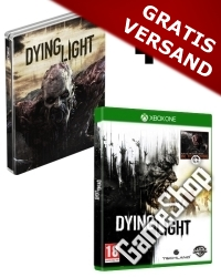 Dying Light Limited Steelbook Edition AT uncut inkl. Be the Zombie DLC + Kettens�ge