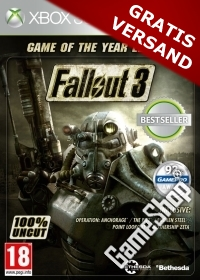 Fallout 3 Game Of The Year uncut
