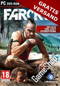 Far Cry 3 Limited Edition uncut inkl. Bonus DLC (PC Download)