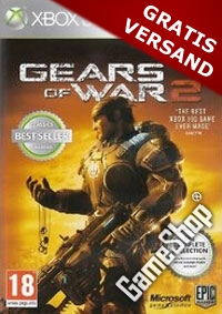 Gears Of War 2 classic Complete uncut Edition