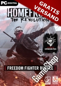 Homefront: The Revolution Freedom Fighter Bundle uncut