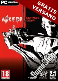 Killer is Dead Nightmare Edition uncut inkl. Bonus DLC (PC Download)