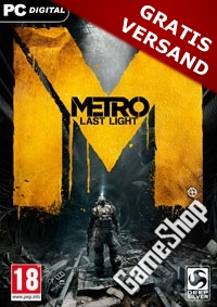 Metro: Last Light AT uncut inkl. Bonus DLC