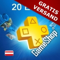 PSN Playstation Network Card 20 Euro (AT) (PC Download)
