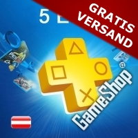 PSN Playstation Network Card 5 Euro (AT) (PC Download)