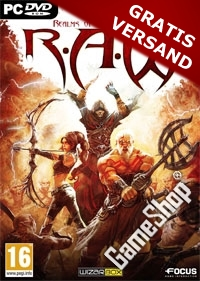 R.A.W.: Realms of Ancient War uncut