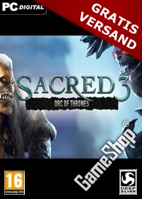 Sacred 3: Orc of Thrones (Add-on DLC 5)