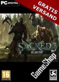 Sacred 3: Orcland Story (Add-on DLC 4)