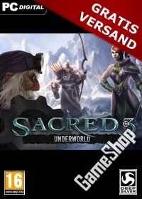 Sacred 3: Underworld Story (Add-on DLC 2)