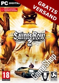 Saints Row 2 uncut