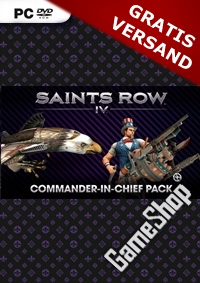 Saints Row 4 Commander in Chief Pack (Add-on)