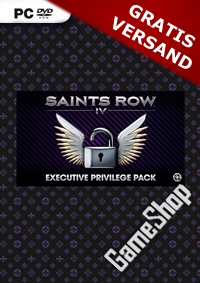 Saints Row 4 Executive Privilege Pack (Add-on) (PC Download)