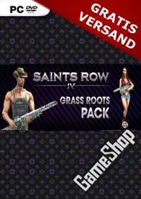 Saints Row 4 Grass Roots Pack (Add-on)