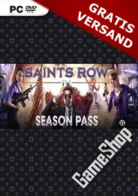 Saints Row 4 Season Pass (Add-on)