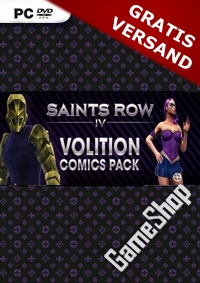 Saints Row 4 Volition Comics Pack (Add-on)
