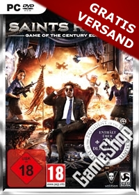 Saints Row 4 Game of the Century Edition uncut
