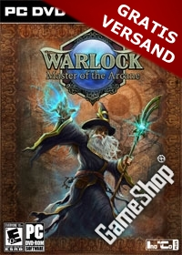 Warlock: Master of the Arcane uncut (PC Download)