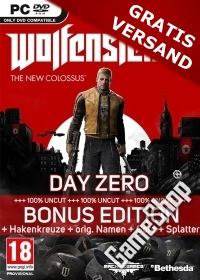 Wolfenstein II: The New Colossus Special Edition EU uncut (PC Download)