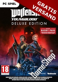 Wolfenstein: Youngblood AT Deluxe Edition (PC Download)