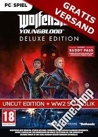 Wolfenstein: Youngblood EU Deluxe Edition uncut (PC Download)