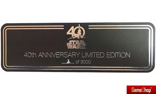 40th Anniversary of Star Wars Limited Edition Mug 3-Pack Merchandise
