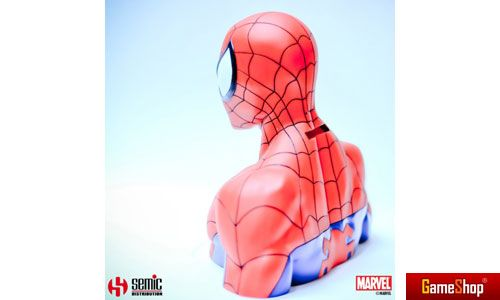 Amazing Spider-Man Marvel Comics Spardose Merchandise