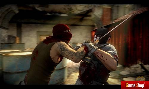 Army of Two: The Devils Cartel Xbox360