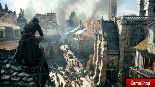Assassins Creed 5: Unity PS4
