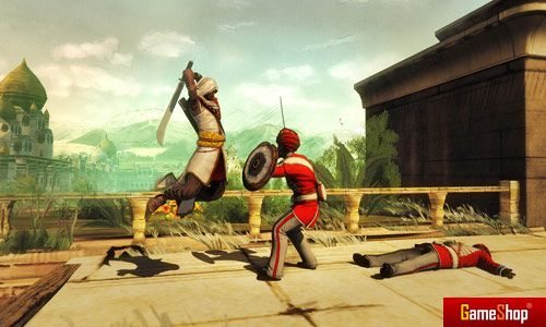 Assassins Creed: Chronicles PS4