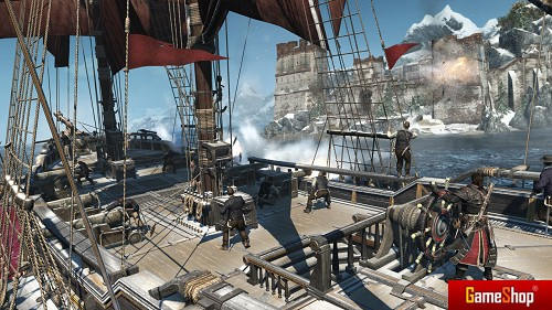 Assassins Creed Rogue PS4