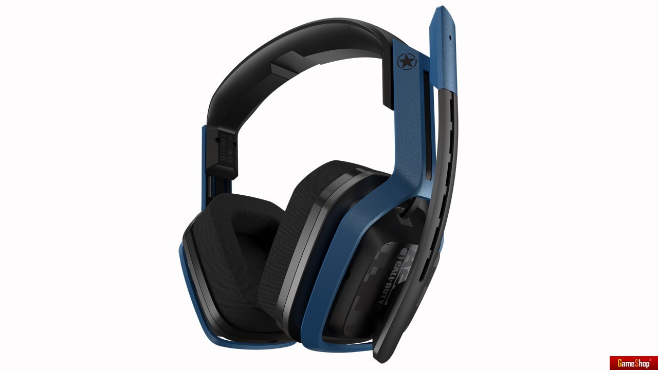 astro gaming a20 headset cod blue black ps4 pc mac ps4. Black Bedroom Furniture Sets. Home Design Ideas