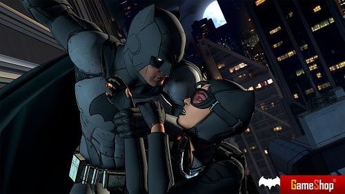 Batman: A Telltale Games Series PS4