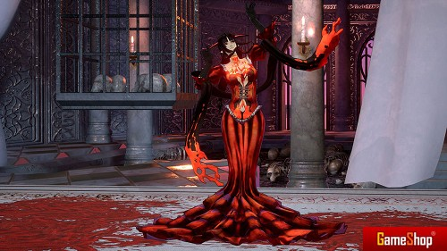 Bloodstained: Ritual of the Night PS4