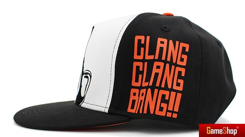 Call of Duty Black Ops 4 Clang Clang Bang Kappe Merchandise