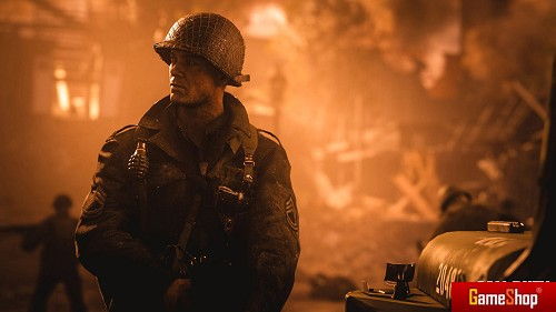 Call of Duty WWII AT Xbox One