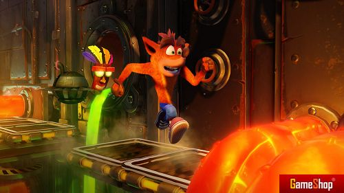 Crash Bandicoot N Sane Trilogie Xbox One
