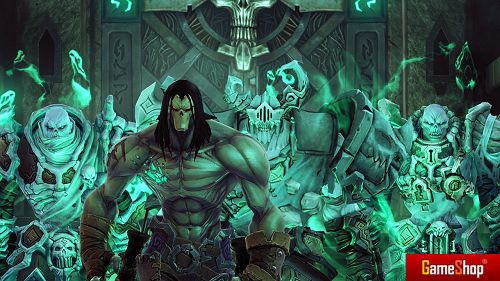 Darksiders 2: Deathinitive Edition PS4