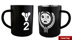 Destiny 2 Black Steel Tasse