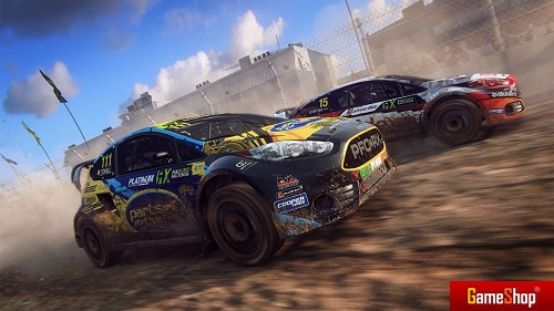 DiRT Rally 2.0 PS4