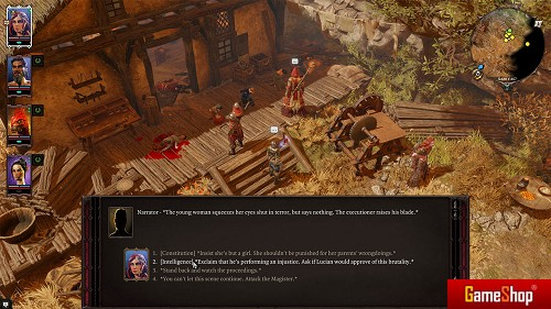 Divinity: Original Sin 2 [Definitive Edition] PS4