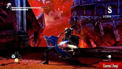 DmC Devil May Cry Definitive PS4
