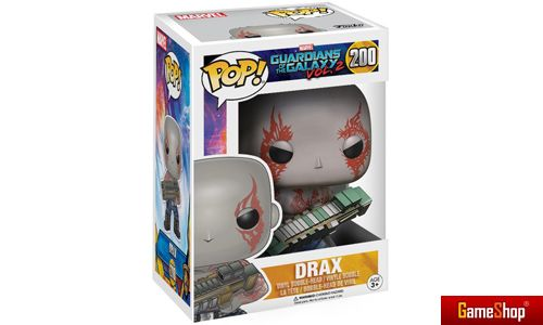 Drax Guardians of the Galaxy 2 POP! Vinyl Figur Merchandise
