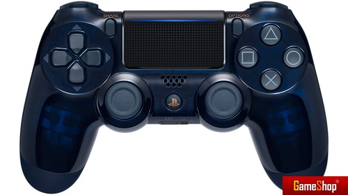 DualShock 4 wireless Controller 500 Millionen Special Edition PS4