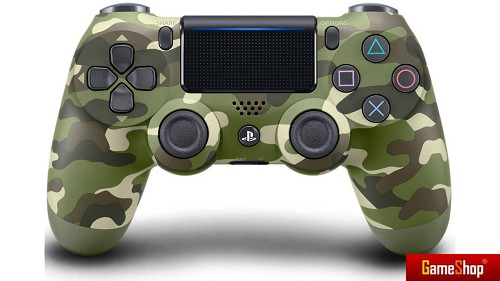 DualShock 4 wireless Controller Camouflage V2 PS4