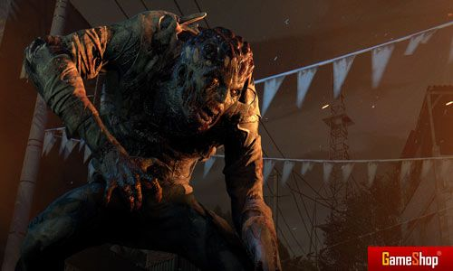 Dying Light: The Following PS4