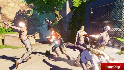 Escape Dead Island PC Download