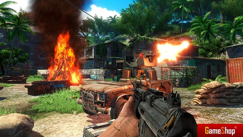 Far Cry 3 Classic Edition Xbox One
