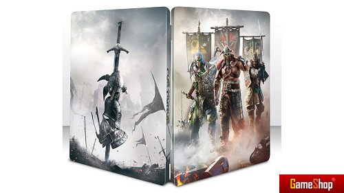 For Honor Sammler Steelbook Merchandise