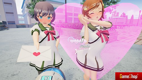Gal Gun 2 Nintendo Switch